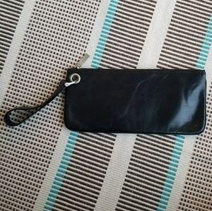 Hobo wristlet/ clutch wallet purse
